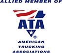 Allied member of American Trucking Associations.
